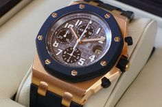 JamesEdition makes it easy to find Audemars Piguet Royal Oak Offshore watches you're looking. Amazing Watches, Beautiful Watches, Cool Watches, Rolex Watches, Audemars Piguet Watches, Audemars Piguet Royal Oak, Royal Oak Offshore, Mens Toys, Luxury Watches For Men