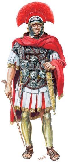 """Centurion"", century, CE, by Velimir Vuksic Ancient Rome, Ancient History, Roman Armor, Greek Pantheon, Roman Centurion, Rome Antique, Roman Warriors, Roman Legion, Roman Republic"