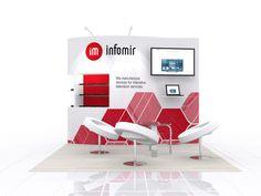 https://flic.kr/p/B1uy44 | Prestige exhibition stand design | Exhibition stand design