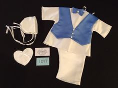 Angel Gown - Three identical suites were made