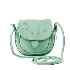 New 2015 Fashion Women PU Leather mobile phone candy color mini women messenger bag for vintage girls shoulder bag 10 colors