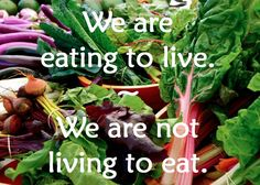 Balanced living is #healthy #living