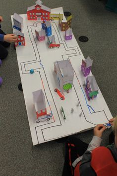 At the beginning of the school year, I introduced Ozobots to my students. We've been having fun exploring all the ways that we can use different colors to tell them what to do. I noticed th…