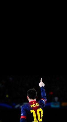 Messi - Iphone wallpaper