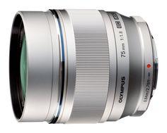 Olympus M.Zuiko Digital ED 75 mm 1:1:8 Objektiv: Amazon.de: Kamera