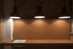 Monvínic Store Barcelona | Alfons Tost Interior design Stores, Barcelona, Wall Lights, Bathtub, Interior Design, Lighting, Home Decor, Shopping, Events