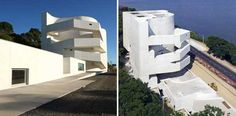 A Fundação Iberê Camargo foi o primeiro projeto do arquiteto português Álvaro Siza no Brasil
