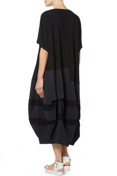 Moyuru Taffeta Dress