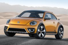2014 Volkswagen Beetle Dune