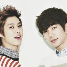 '87 Line: Seungho & G.O. (MBLAQ). Both are my bias in Mblaq ^^ I think Seungho is a little more my bias though, but rly I am not sure...