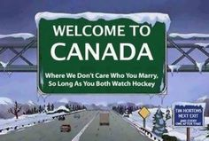 Funny pictures about Welcome to Canada. Oh, and cool pics about Welcome to Canada. Also, Welcome to Canada photos. Canadian Things, I Am Canadian, Canadian Humour, Canadian Bacon, Funny Canadian Memes, Canadian Beer, Canadian Girls, Canadian History, Bungee Jumping