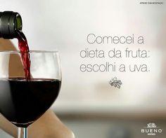 Vinho & Dieta