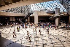 Musée du Louvre. Paris France.