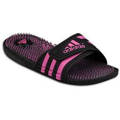 adidas Adissage Fade - Women's at Foot Locker