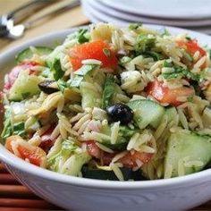 Greek Orzo Salad - Allrecipes.com