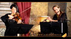 ALMA PROJECT - Harp, Violin & Flute DC - Gabriel's Oboe
