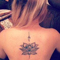 traditional thai lotus tattoo - Google Search