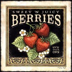 Sweet N Juicy Berries