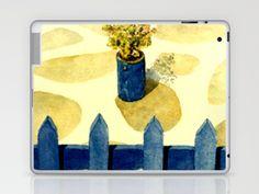 Greek Memories No. 8 Laptop & iPad Skin by Vargamari - $25.00 - watercolor, from the Greek-series