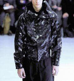 Love this jacket!  Issey Miyake F/W 2012-2013