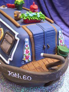 Barge cake inspiration