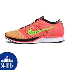 8c449cbb673f Hyper Punch Black Electric Green available on Saints SG online Singapore!  Nike Flyknit Racer · Saints SGSneakers