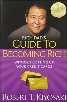 Turn your bad debt into good debt and learn to get rich by using good debt - book by Robert Kiyosaki
