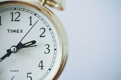 Daylight Saving Time: 4 Ways to Maximize your Extra Hour this Weekend