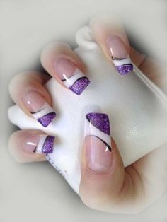 imagenes de uñas blancas - Buscar con Google