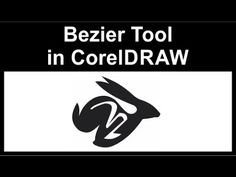 Using the bezier tool to vectorize an image using CorelDraw