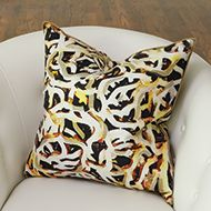 GLOBAL VIEWS | products | Chains Pillow