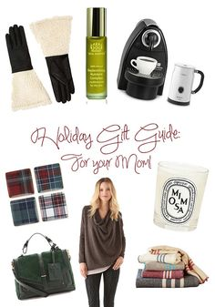 Gift Guide for your Mother (or in-law) #holiday #gift