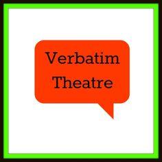 Classroom Exercise: Verbatim Theatre-A great cross-curricular activity for your drama classroom. Drama Education, Drama Teacher, Drama School, Acting Class, Cross Curricular, Verbatim, Art Lesson Plans, Art Lessons, Theatre