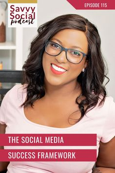 2020 has tested how every business connects with clients, and social media has proven itself as a reliable and impactful resource over and over again.  Want to make sure you're leveraging social media in the most meaningful way possible? Learn the 4 stages of my Social Media Success Framework to improve your social media strategy now!