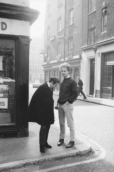 Simon and Garfunkel.