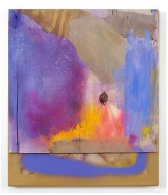 by Sarah Braman...(I love her use of the lilac colors and yellows)
