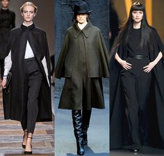 Trend Capes