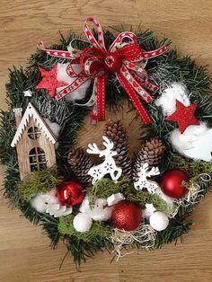 Vianocny veniec 30cm-sob / anad333 - SAShE.sk - Handmade Dekorácie