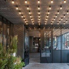 An interview with Ace Hotel co-founder Alex Calderwood at their new Shoreditch property