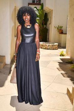 loving it! I love maxi dresses and skirts