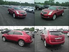 just arrived this #2010 #Cadillac SRX, Red Jewel, 15336056 with 52,000 miles a beautiful crossover for many ...   http://www.phillipschevy.com/2010-Cadillac-SRX-Chicago-IL/vd/15336056