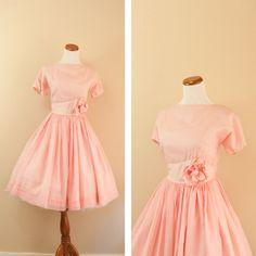 lovely pink dress!