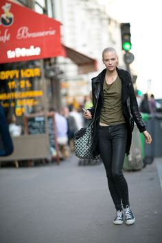 Paris Fashion Week Spring 2016 Models Pictures - Livingly