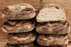 Tourte de Meule mit Weizensauer TA 160 - HOME BAKING BLOG - The Art of Baking