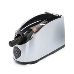 Rapid Beverage and Wine Chiller in Silver
