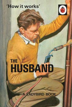 How It Works: The Husband - A Ladybird Book