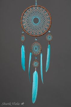 Your place to buy and sell all things handmade Dream Catcher Photography, Dream Catcher Decor, Dream Catcher Boho, Making Dream Catchers, Handmade Crafts, Diy And Crafts, Indian Arts And Crafts, Crochet Dreamcatcher, Metal Beads