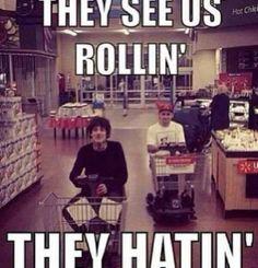 Lol Oli and Matt