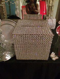 93 best wedding accessories card box images on pinterest wedding
