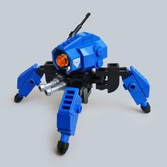 Tattaka vX - Assault Runner by Fredoichi, via Flickr